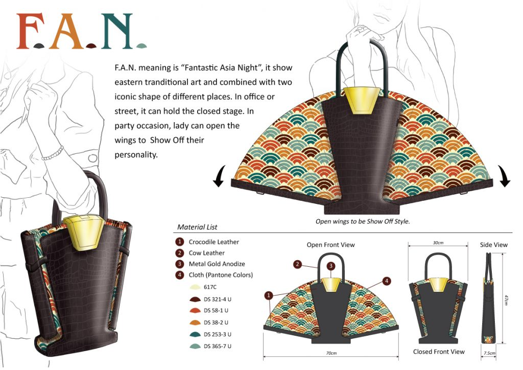 Design-A-Bag Competition 2014