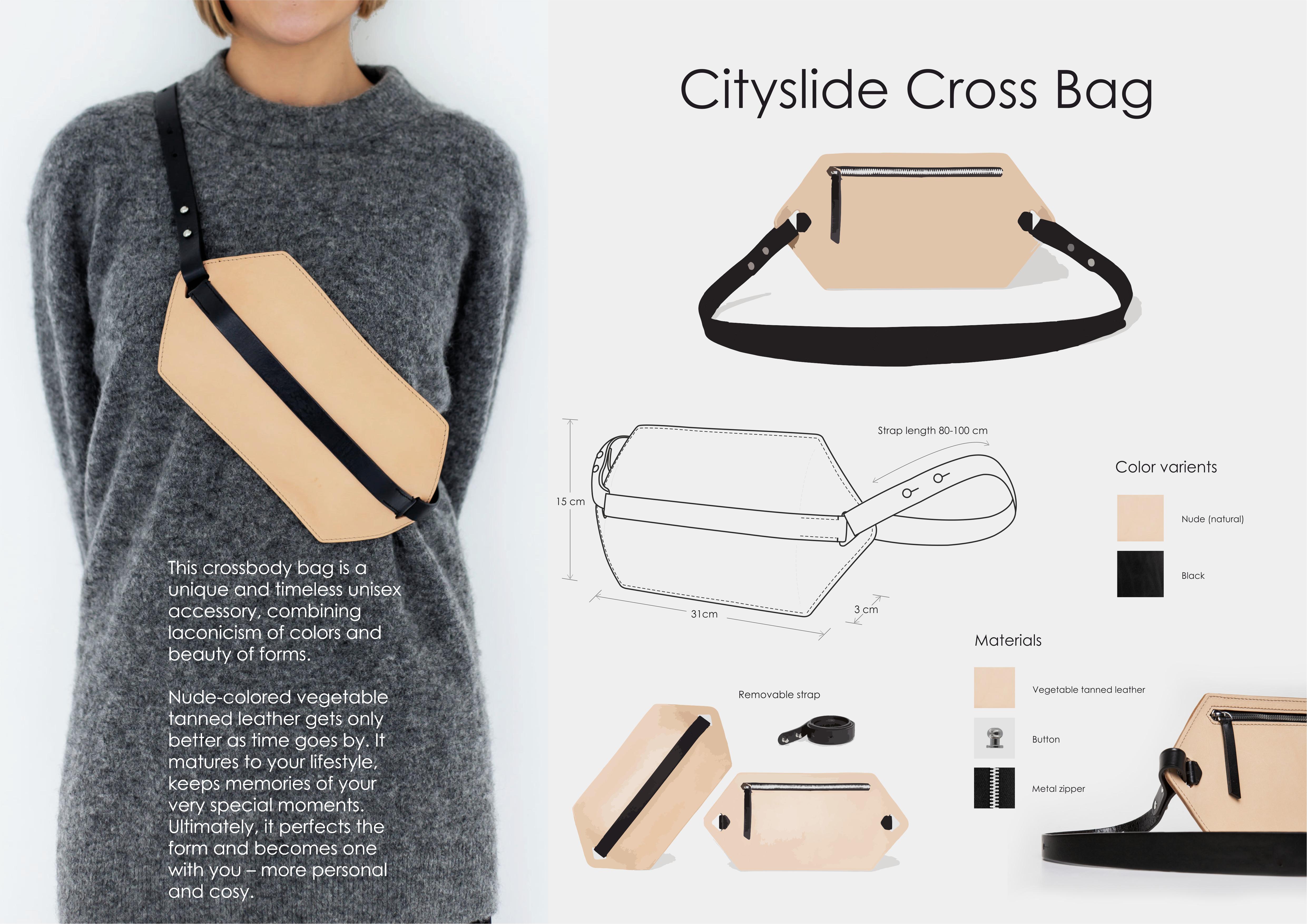 DAB19- City Cross Bag